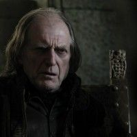 "David Bradley: ""I enjoyed it rather too much, actually"" when asked about the Red Wedding."