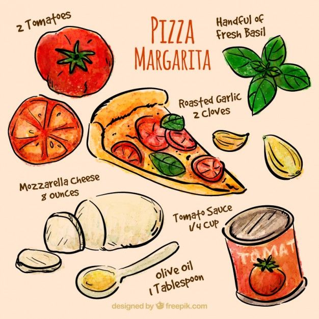 Italian Food Vectors, Photos and PSD files | Free Download