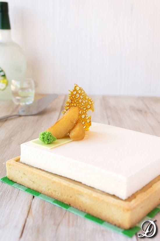 Tarta de Manzana y Caramelo - Blog Disfrutando de la comida