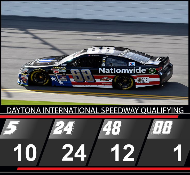 nascar qualifying homestead