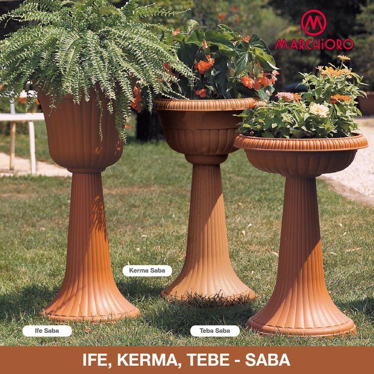 #IFE,#KERMA,#TEBE - #SABA  Collezione Batik  #marchioro #lineagarden