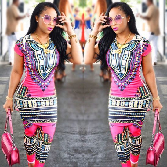 Special Use: Traditional ClothingItem Type: Africa ClothingType: DashikiGender: WomenBrand Name: Liva girlMaterial: Cotton,Polyester,SpandexModel Number: womens