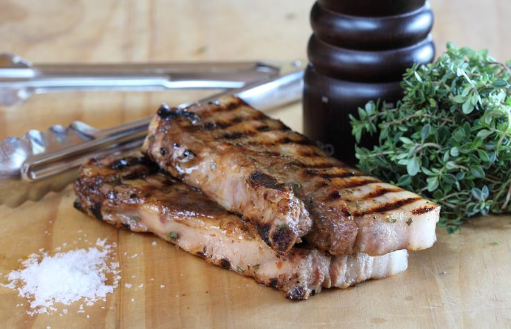 Spiced Pear Marinated Pork Spare Ribs - Maggie Beer