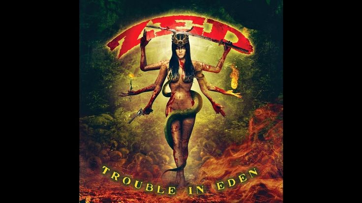 "ZED ""Trouble In Eden"" (New Full Album) 2016"