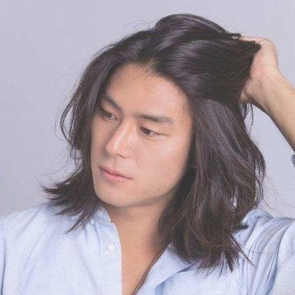Asian Men With Long Hair Best Asian Hairstyles For Men Best Asian Men S Haircuts Menshairstyles Menshair M Asian Men Long Hair Asian Hair Asian Long Hair