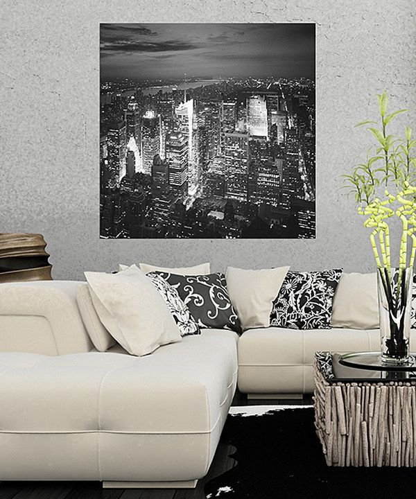 Look At This NYC Nights Wrapped Canvas On Zulily Today