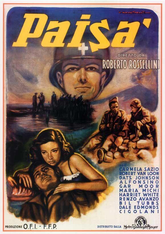 0184C   Roberto Rossellini   Paisà   Italien (1946)