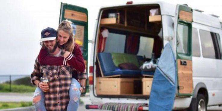 Pasangan Ini Jelajah Amerika Serikat Naik Van Modifikasi - http://darwinchai.com/traveling/pasangan-ini-jelajah-amerika-serikat-naik-van-modifikasi/