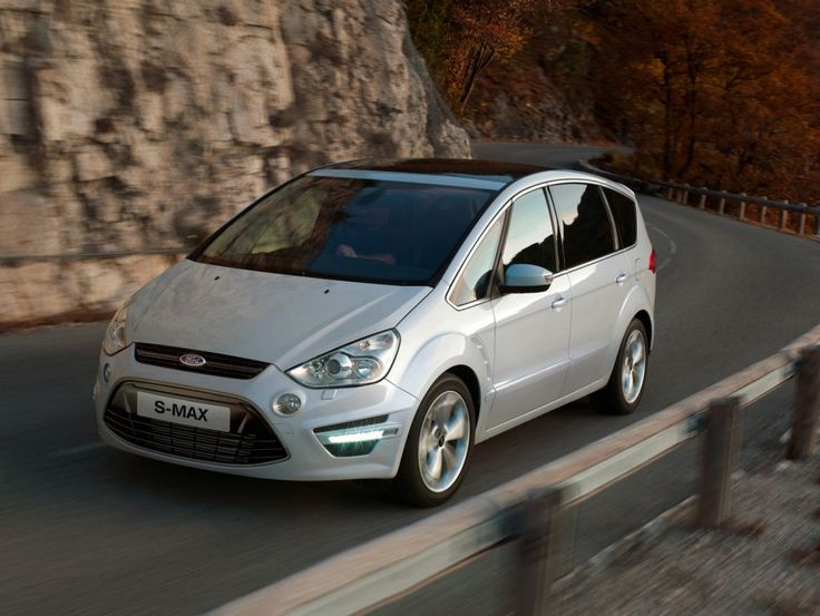 The Ford S-Max is a large family car which doesn't compromise on style