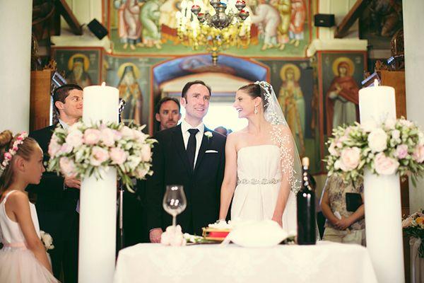 See more http://www.love4weddings.gr/elegant-fall-wedding-spetses/ #lambades