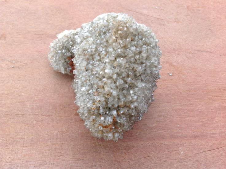 Druzy Quartz on Smokey Point by AussieCrystalandGems on Etsy