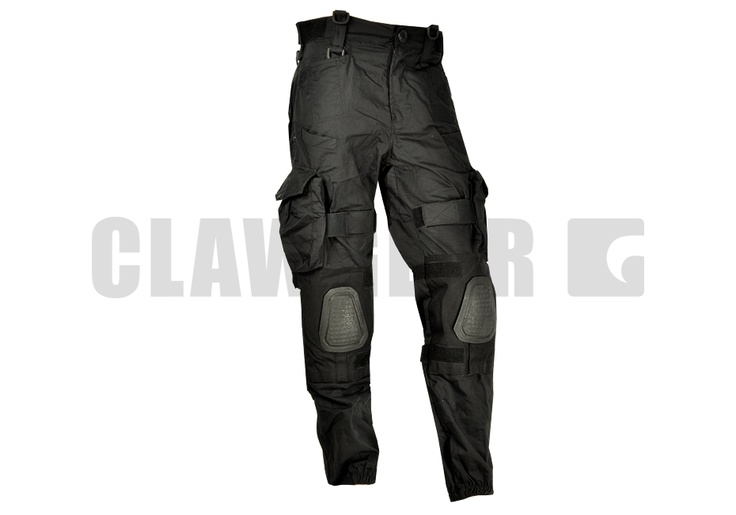 Claw Gear Stalker TDU Mk.II Pants Black
