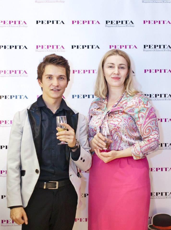 #Pepita #saintpetersburg b-day #fashion #glamour
