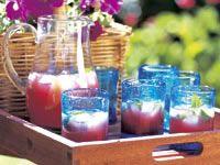 Watermelon Cocktail-Annabel Langbein