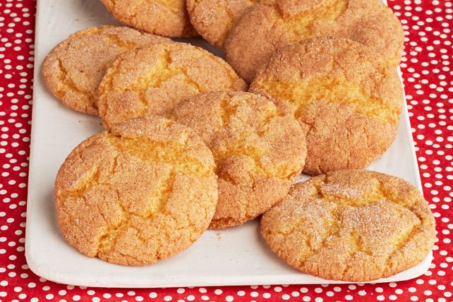 Learn how to make these COOL WHIP Snickerdoodles for the holidays. Arrange these scrumptious cookies on a platter and offer them to family and friends.