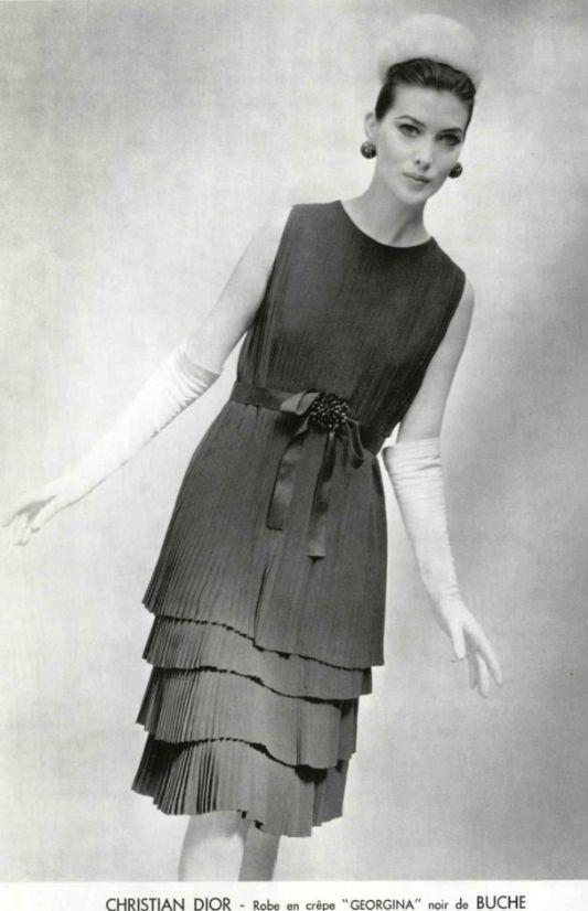 Christian Dior, 1962                                                                                                                                                                                 More