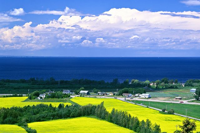 Places to Visit in Canada: The Saguenay-Lac Saint Jean Area, QC