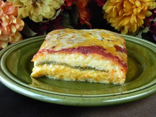 Chile Rellenos Casserole by Winner Dinners.