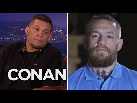 Conor McGregor Trolls Nate Diaz On TV Chat Show - http://www.lowkickmma.com/UFC/conor-mcgregor-trolls-nate-diaz-on-tv-chat-show/