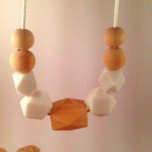 Maple Swiss teething necklace #ohswag #stylishmamas #mamafashion