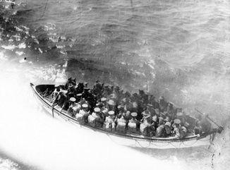 Australian Troops in a tow