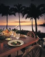 Freshest seafood and beautiful sunsets make The Beach House in Kauai hard to beat.