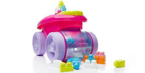 Apisonadora tragabloques, juego de construcción por 24,99 €  Os traemos este pedazo de #juguete de la marca mega #blocks a un pedazo de precio, hará las delicias de los más #pequeños recogiendo sus mega blocks de una pasada, os dejamos un mega listado de juguetes mega blocks más abajo.  #juguetes #ofertas #chollos #regalos