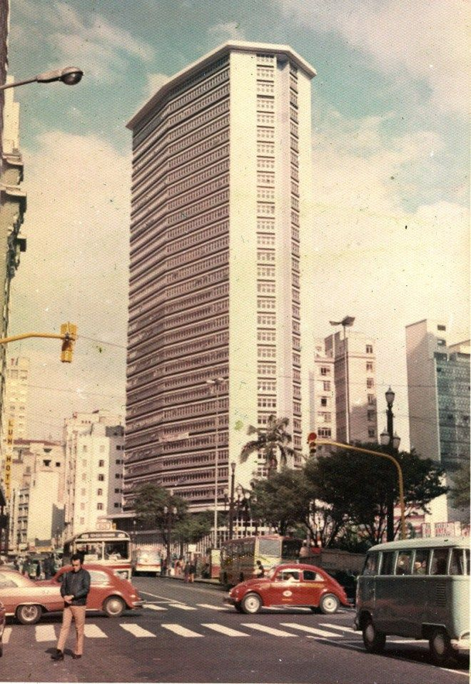 Registro do Edifício Andraus