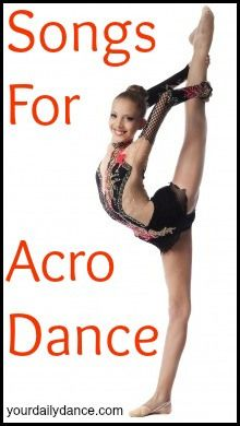 Acro Song Playlist...