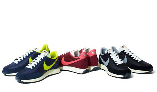 Nike Air Tailwind Spring 2012 – More Colors