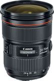 Canon - EF 24-70mm f/2.8L II USM Standard Zoom Lens - Black, 5175B002