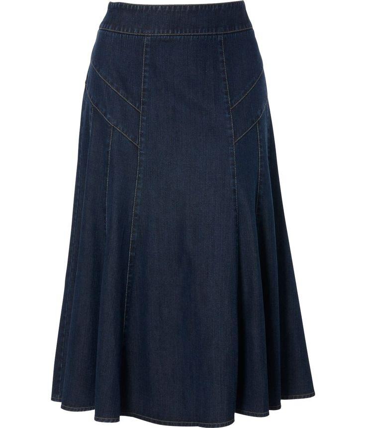 McGregor Denim Skirt Blue