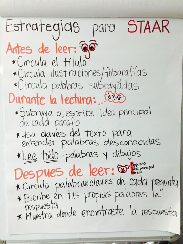 4th Grade Staar Writing Practice Passages