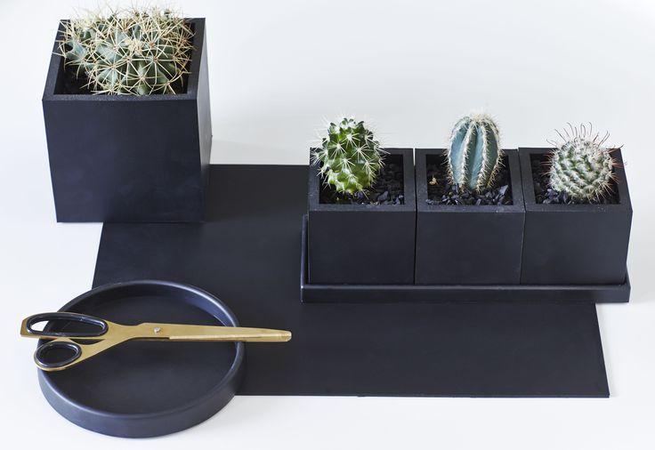SEJ Design multi kvadrater er perfekte til beplantninger.