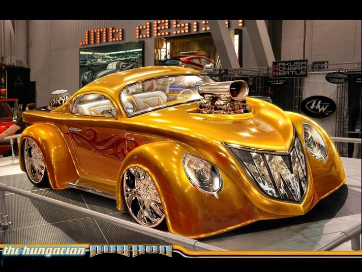 chrome gold car wallpaper - photo #39