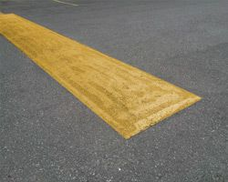 Designed to slow drivers' speeds and divert traffic, speed bumps provide safety and peace of mind for tenants and customers.