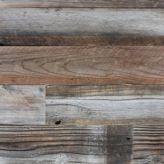 Terramai Reclaimed Lost Coast Redwood Paneling Siding