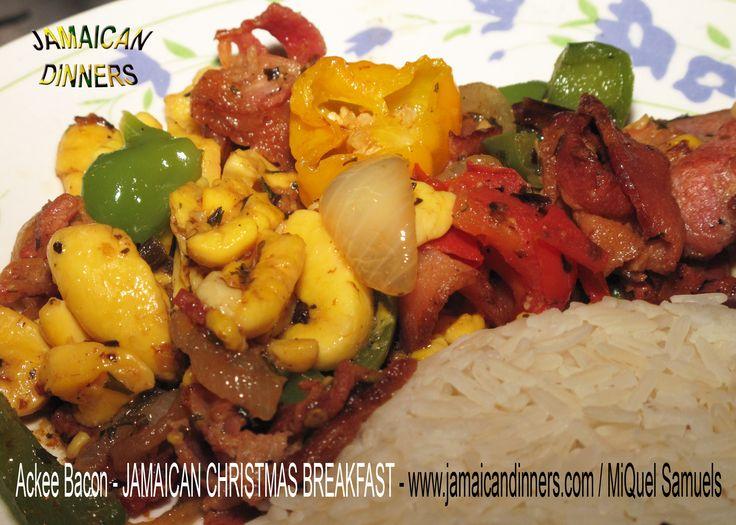 jamaican christmas dinner - photo #12