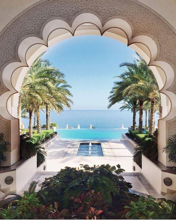 "80 Likes, 2 Comments - Lavish Resorts & Hotels (@lavishresortshotels) on Instagram: ""Shangri-la Barr Al Jissah Resort . @phineloves #ShangriLa #ShangriLaMuscat #Muscat #Oman"""