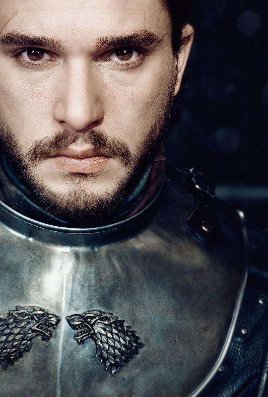 JE NE SAIS QU'UNE CHOSE C'EST QUE JE NE SAIS RIEN — makebeliever:   The King in the North (Kit...