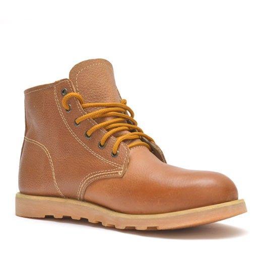 Sepatu-Boots-Kulit-Pria