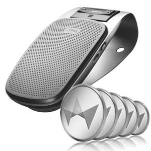 Jabra DRIVE Bluetooth In-Car Speakerphone and 50 TCredits Auction