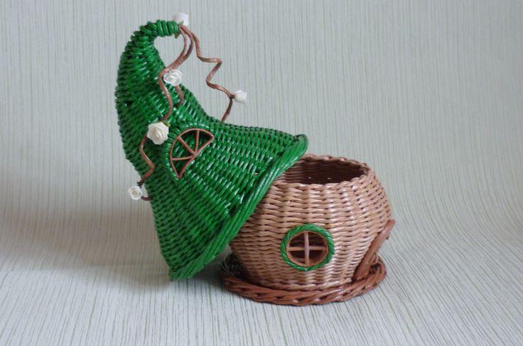 домик конфетный по мк Марины Егоровой