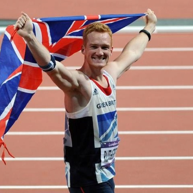 Greg Rutherford- long jump Gold #TeamGB #London2012
