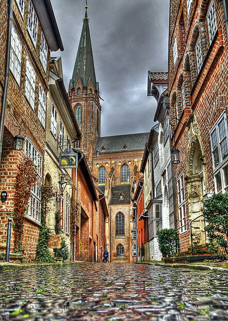 Lüneburg, Germany. Just two more weeks till I am living here