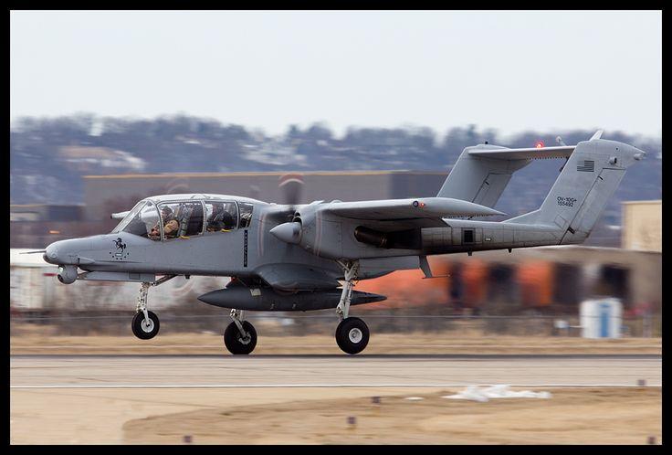 Dragon II OV-10 Bronco.