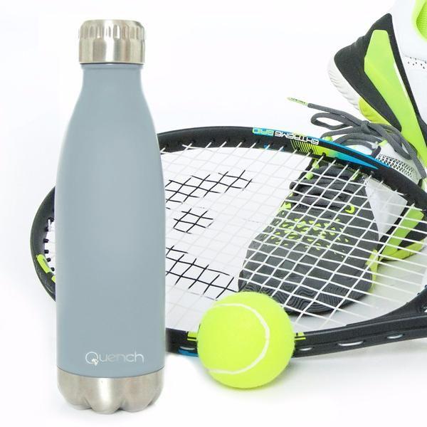 Quench Bottle Light Grey | GoodiesHub.com