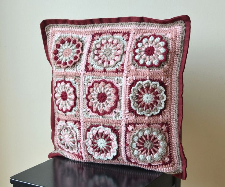 377 migliori immagini crochet home decor su pinterest Crochet home decor pinterest