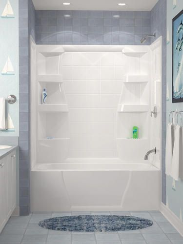14 best tub surrounds images on Pinterest | Tub surround, Bathtub ...