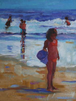 Daily Paintings By Elizabeth Blaylock, American Impressionist
